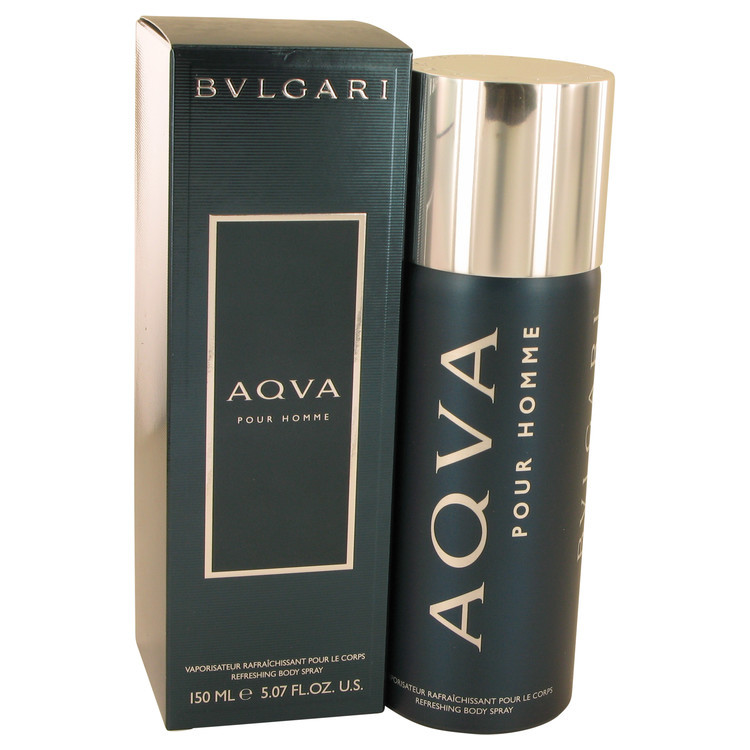 Bvlgari Aqua Pour Homme Body Spray 150ml.jpg