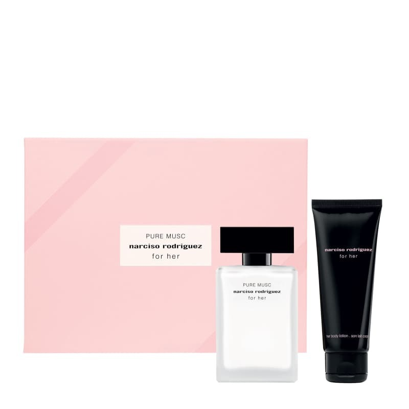 Narciso Rodriguez For Her Pure Musc EDP 50ml Gift Set.jpg