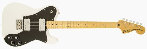 Vintage Modified Tele Deluxe- White.JPG