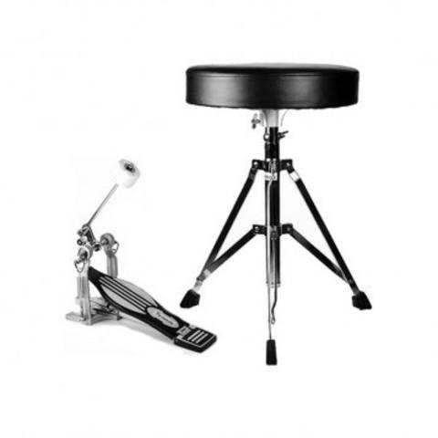 Drum Kick Pedal & Throne (Generic).jpg