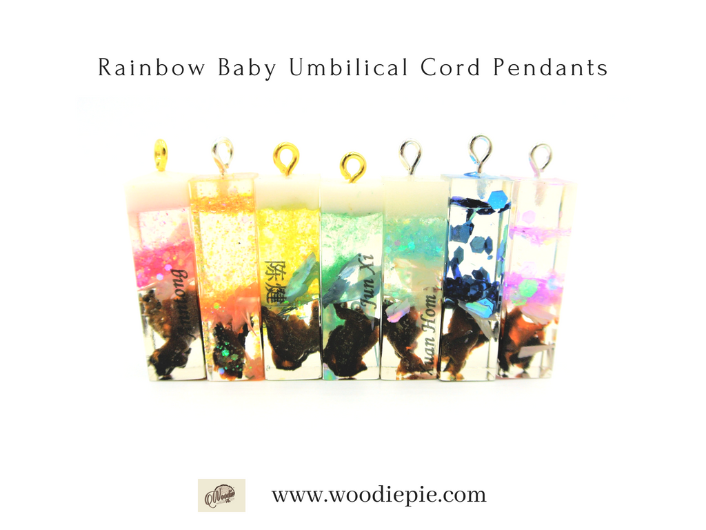 Woodie Pie | Personalized Breastmilk Jewelries & DNA Keepsakes Malaysia | Featured Collections - Baby Umbilical Cord