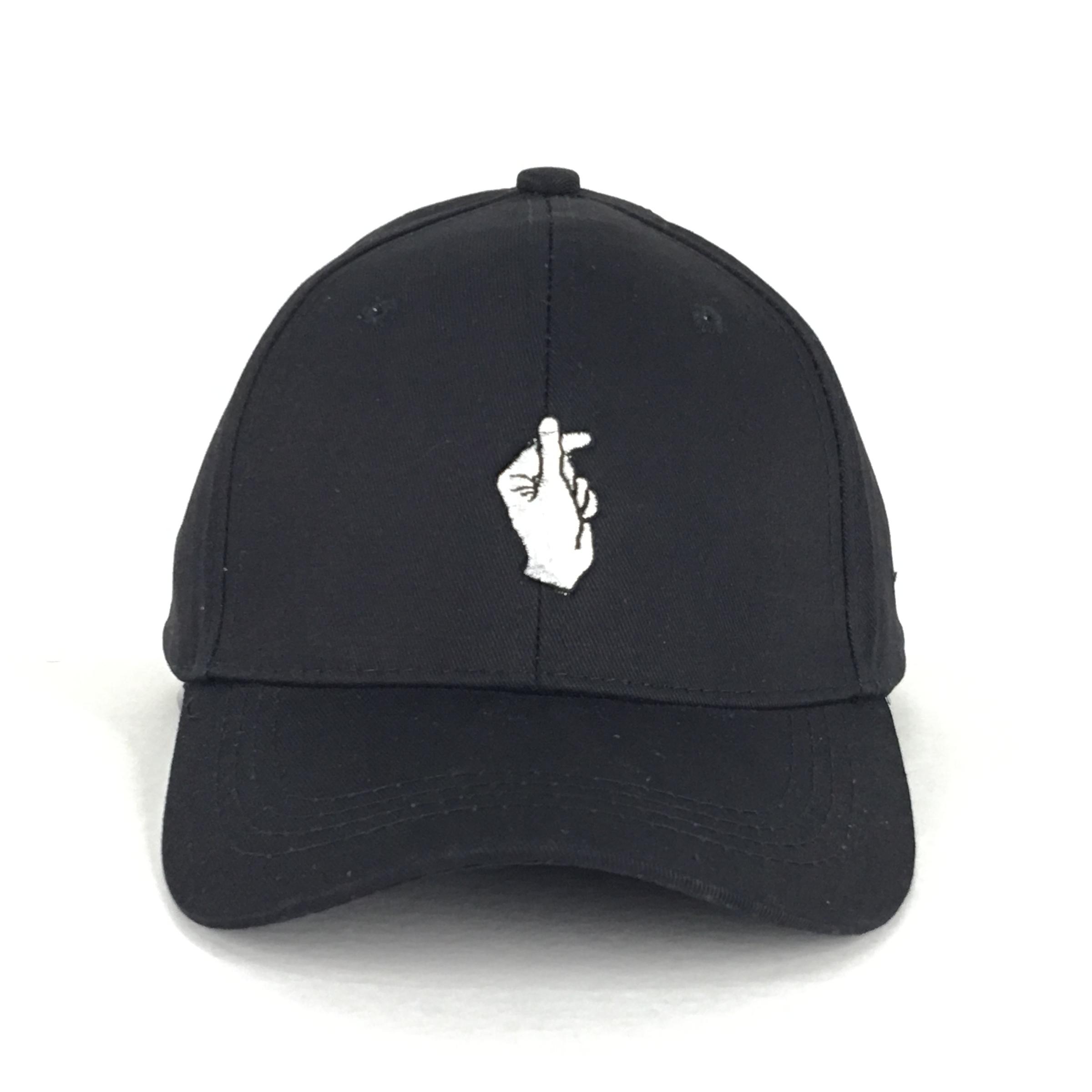 44eb1a63ab5 Avox Love Curve Peak Cap (Black) – Avox Street Wear