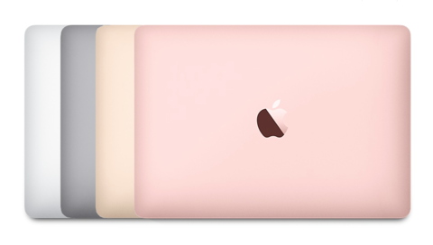MacBook - 4 color