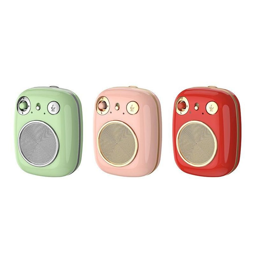 RB-M58 Haley Series Portable Wireless Speaker Colours