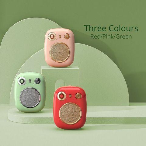 RB-M58 Haley Series Portable Wireless Speaker Three Colours