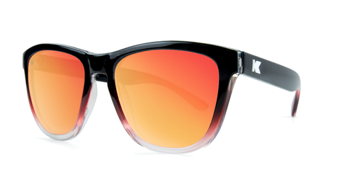 affordable-sunglasses-glossy-black-red-sunset-premiums-threequarter