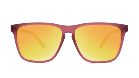 affordable-sunglasses-maroon-sunset-fastlanes-front