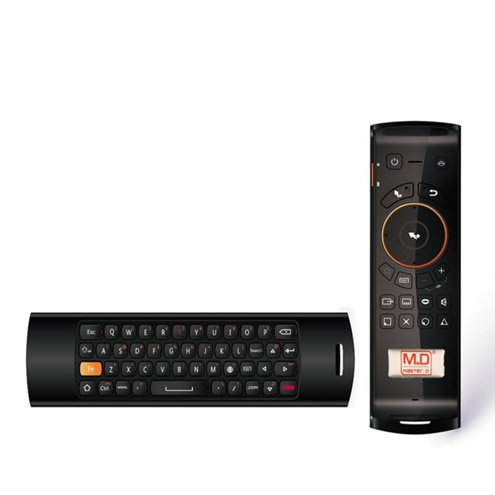 Master-D Wireless Air Mouse & Keyboard Remote Control