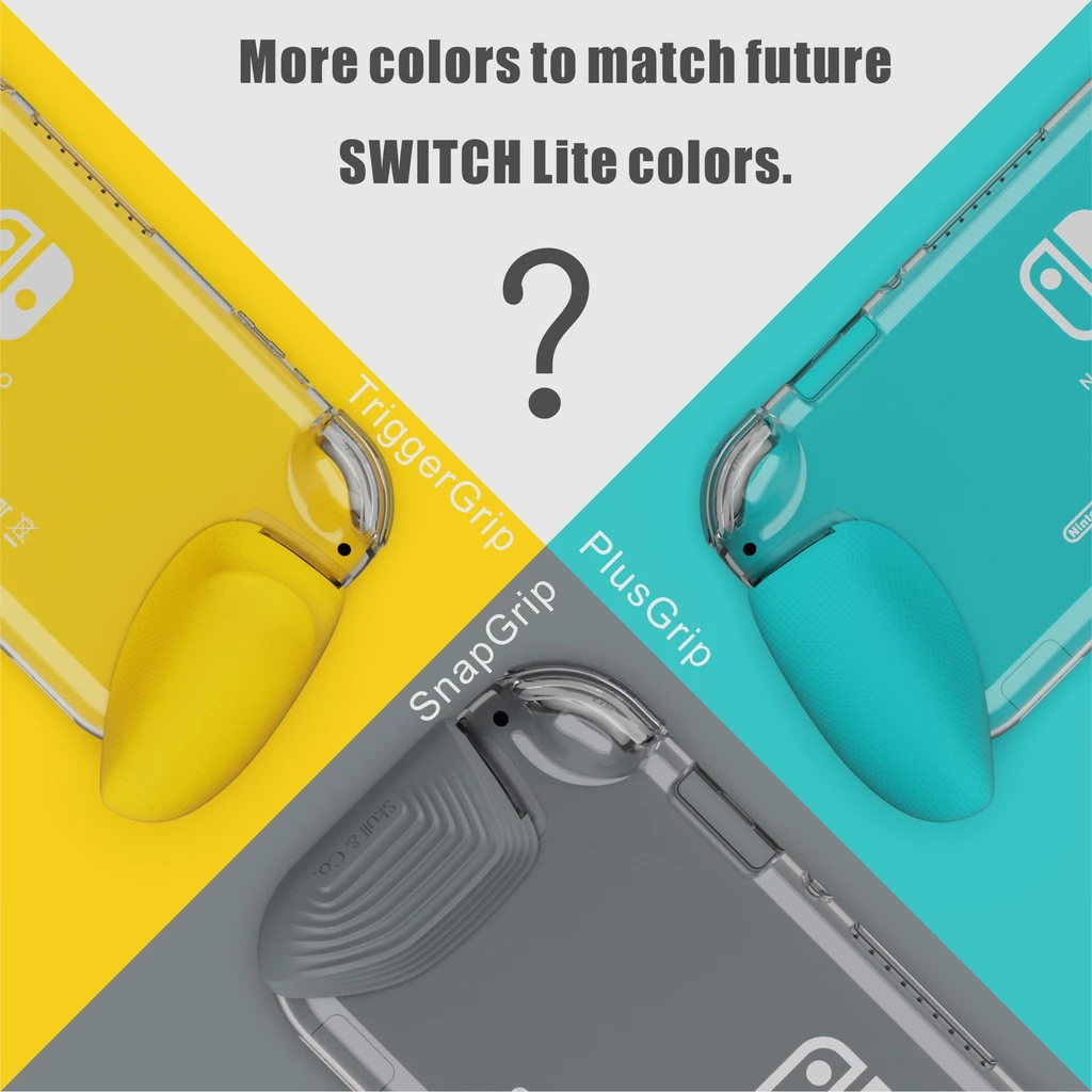 GripCase Lite for Nintendo Switch Lite
