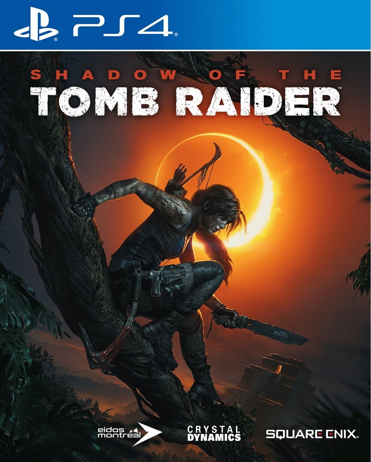 PS4: Shadow Of The Tomb Raider [R3/ENG]