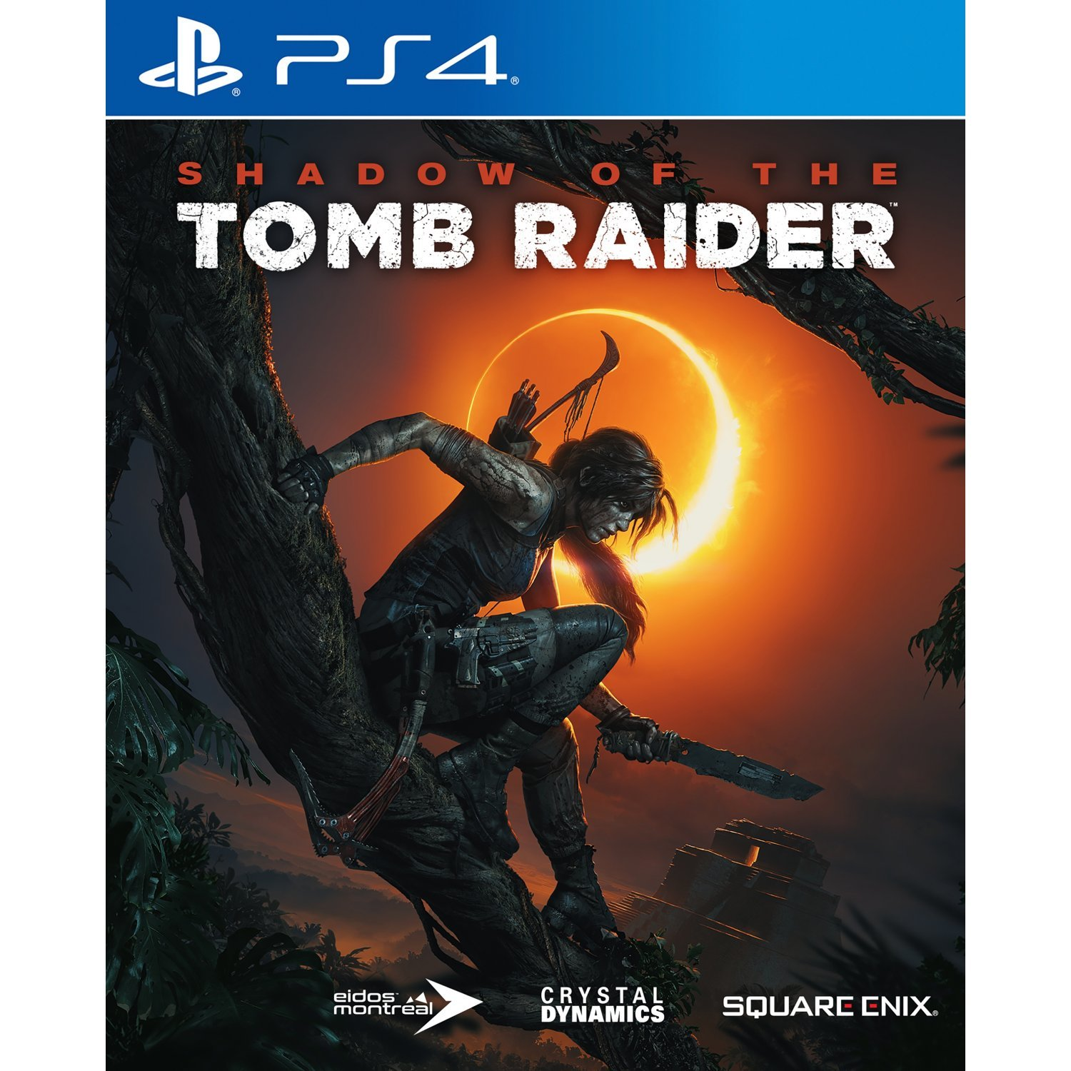 PS4: Shadow Of The Tomb Raider [R3/CHI]