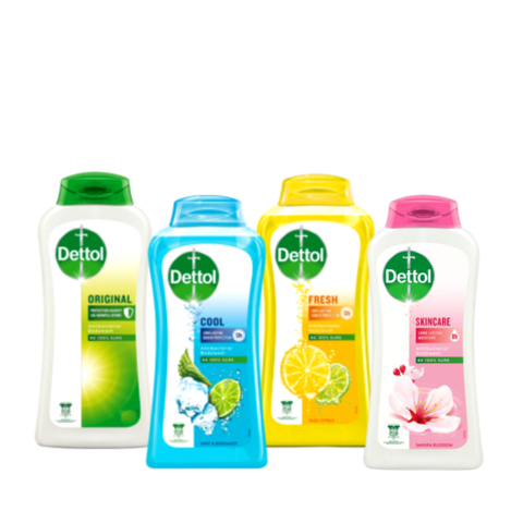 dettol antibacterial 250g shower gel.png