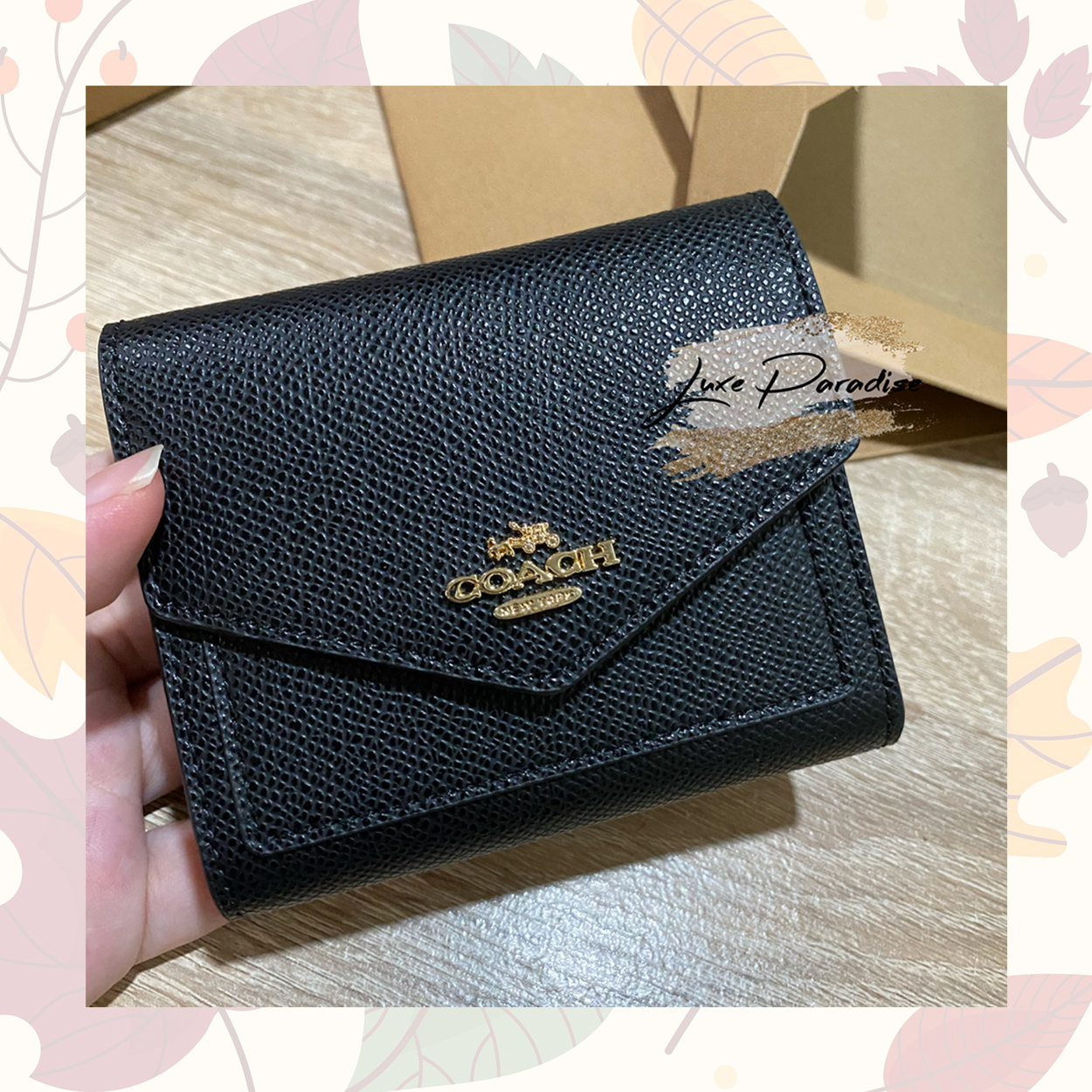 Coach Small Wallet F59972