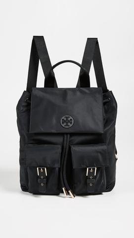 tory-burch-Black-Tilda-Nylon-Flap-Backpack (1).jpeg
