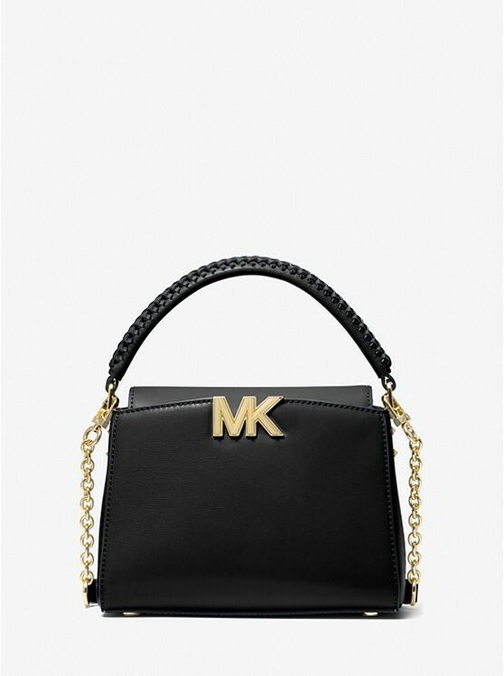 Michael Kors Karlie Small Leather Crossbody Bag