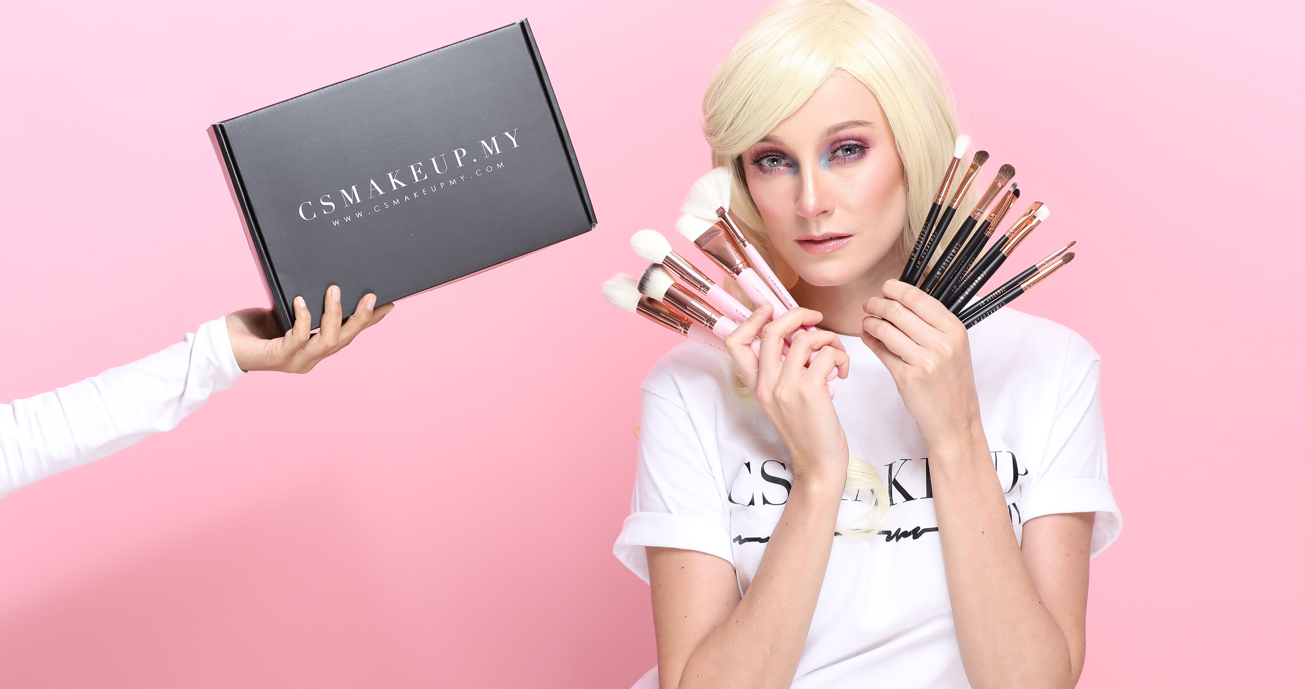 CSMAKEUP MY   The Collection