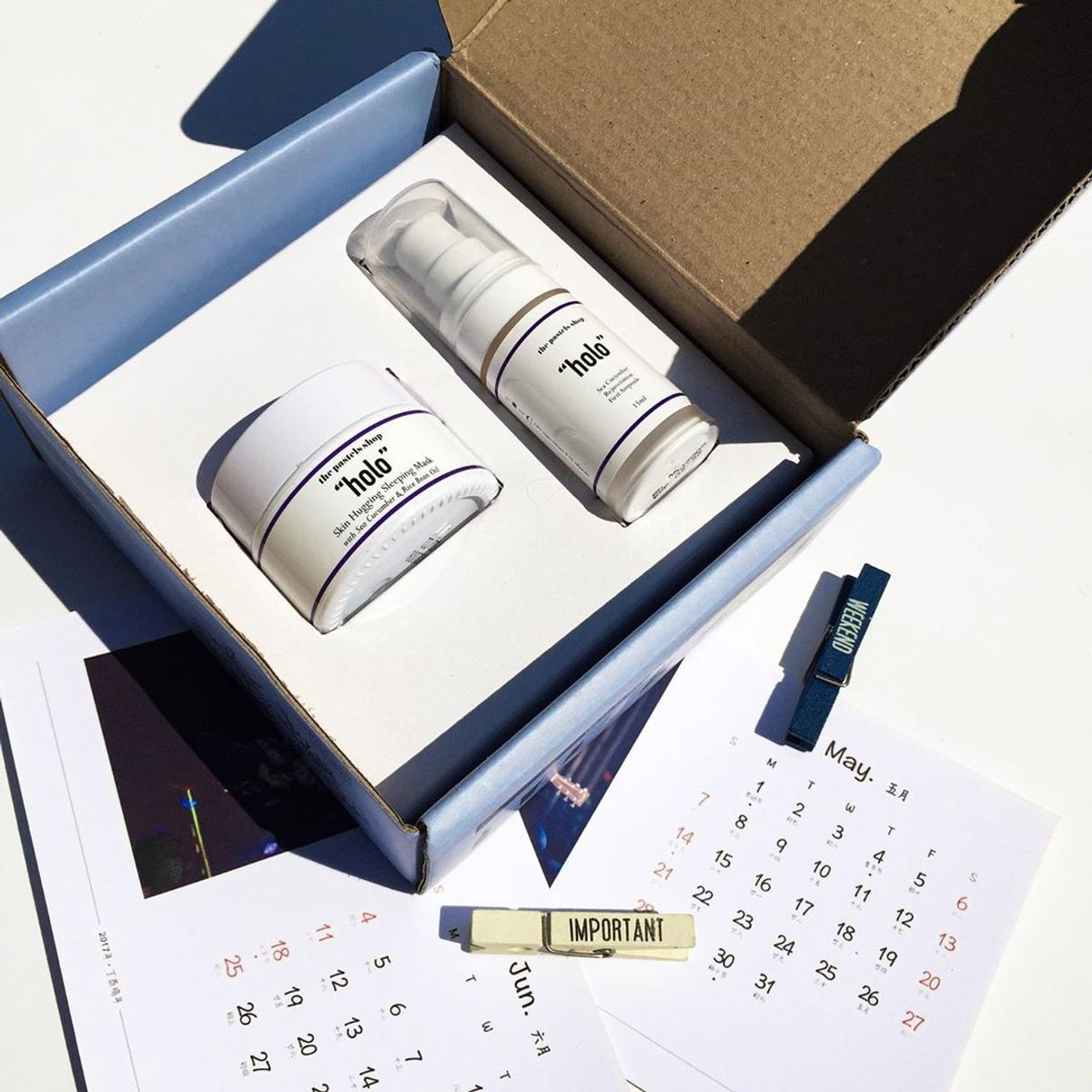 The Pastels Shop The Rehabilitation Kit by Beauty Tribes