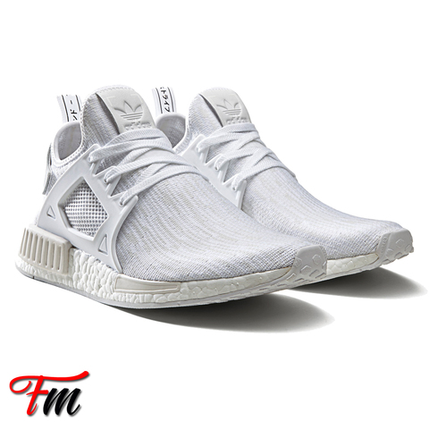 adidas NMD Xr1 PK Primeknit Light Granite Grey S32218 Men's US