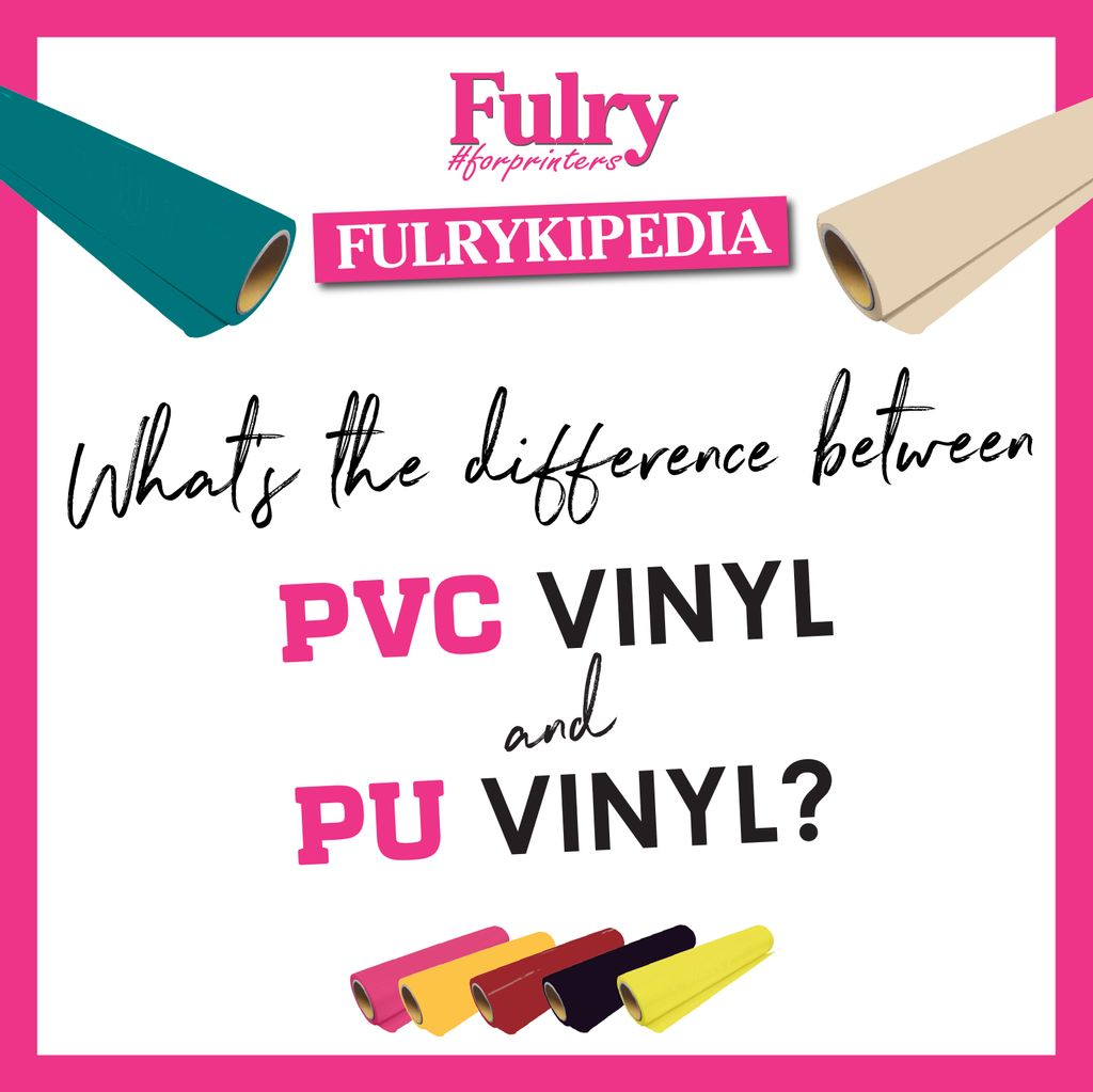 PVC VINYL & PU VINYL : What's the difference?