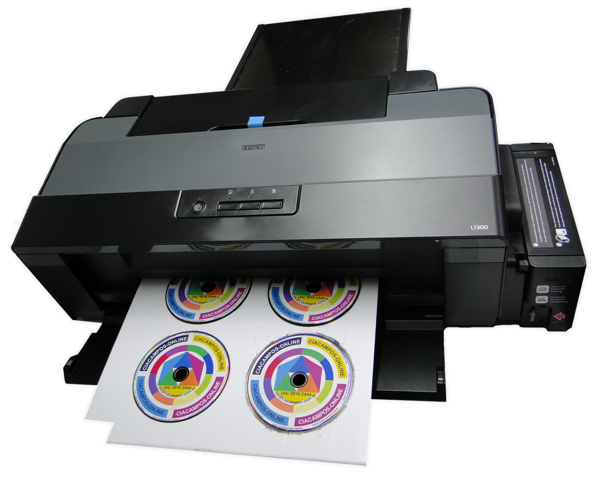 Epson L1300/L1800 Printer with Fulry Ink + Silhouette Cameo V3 Plotter +  Roll Laminate Machine A3+