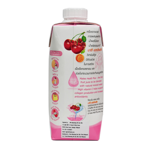 Malee Acelora Cherry Fruit Juice Healti Plus Back.jpg