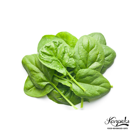 Kanpeki Noodle Baby Spinach Vegetable Handmade Picture.jpg