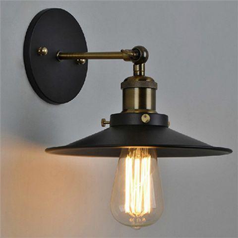 WL001 Antique copper design wall light-2.jpg