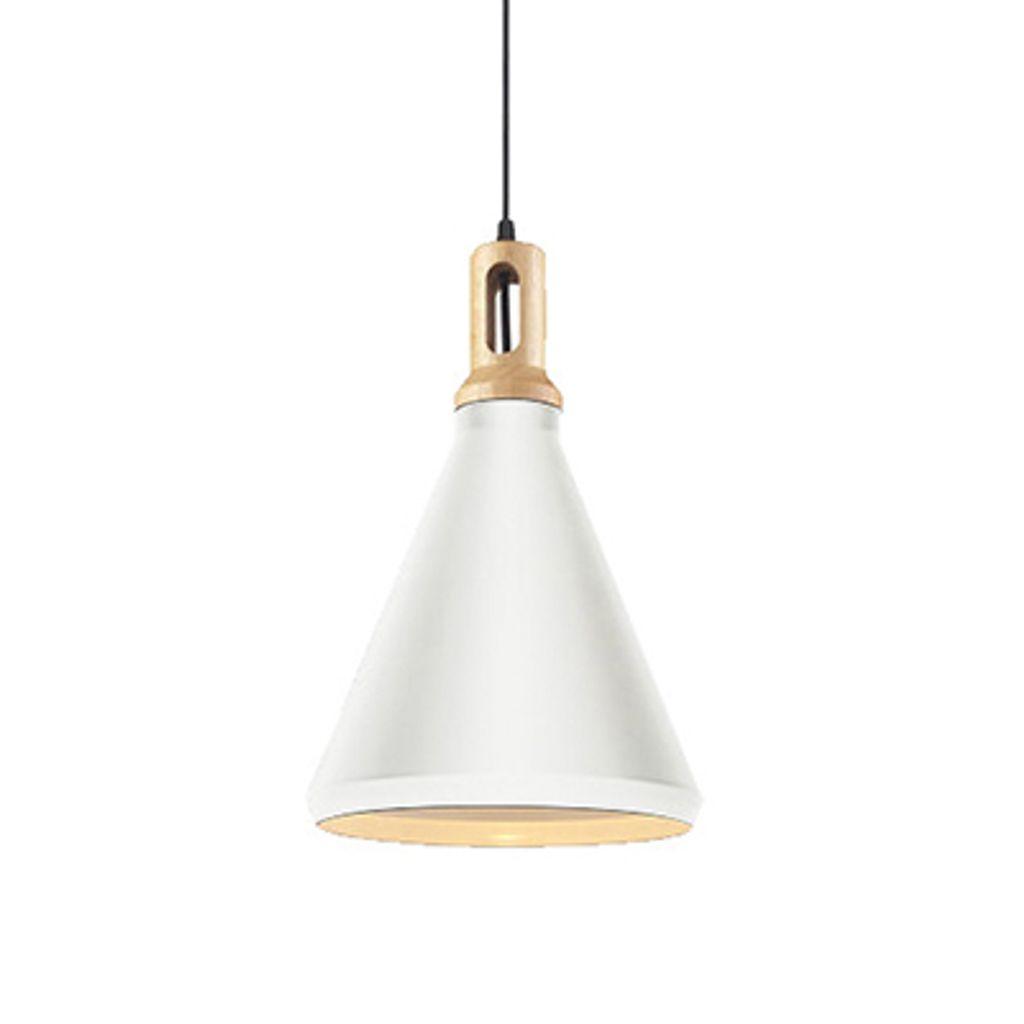 Matt Cone Scandinavian design pendant light, C White.jpg