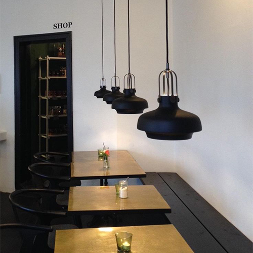 Copenhagen Pendant Light Laito