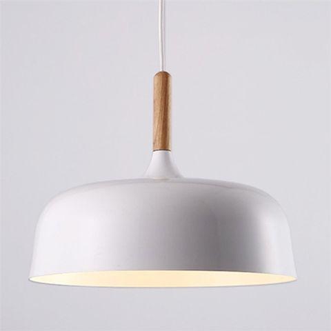 aluminum+wood Loft design pendant light.jpg