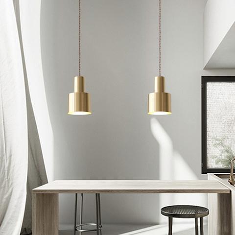 LP035 Brass pendant light-4.jpg