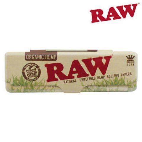 Raw-Organic-Rolling-Papers-King-Size-Slim-Metal.jpg
