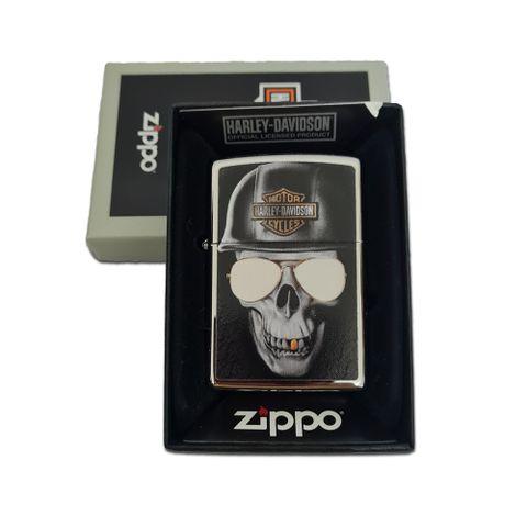 ZP street chrome polished color hd skull helmet.jpg