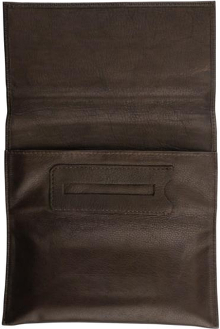 ZIPPO Tobacco pouch leather mocca(628905)#2.jpg