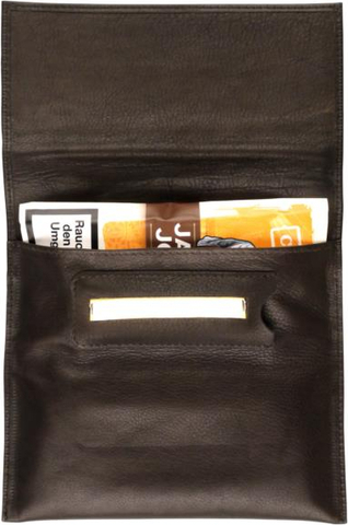 ZIPPO Tobacco pouch leather mocca(628905)#4.jpg