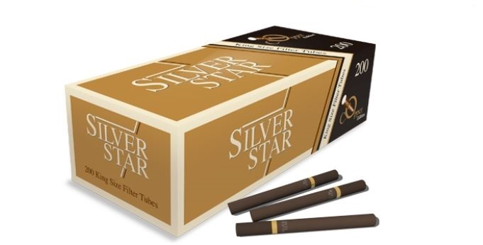 Silver Star Copper King Size Tubes 200-box.JPG