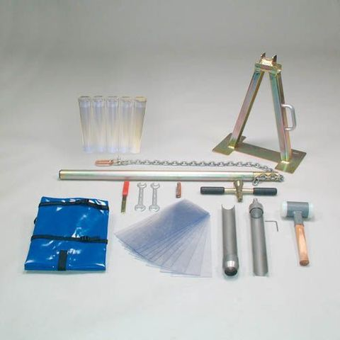 Split tube sampler, Ø 53 mm, stand..jpg