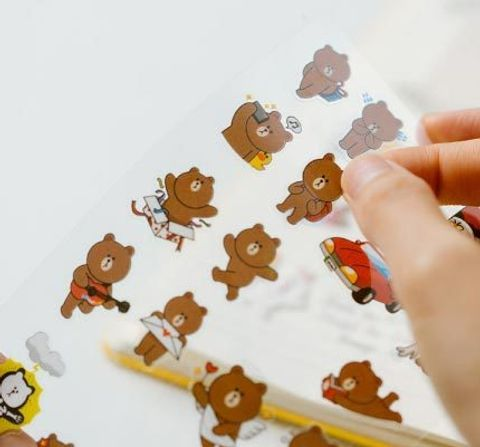 (Official)-LINE-Friends---3D-&-Clear-Character-Stickers-(3-Designs).jpg