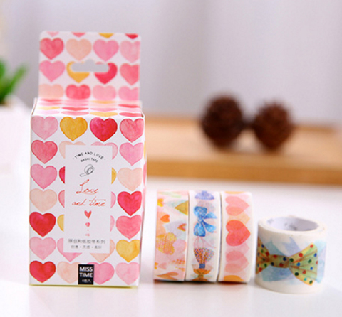 4in1 Washi Tape Love and Time-02.jpg