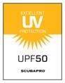 UPF 50 logo