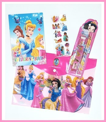 stationery pack princess.jpg