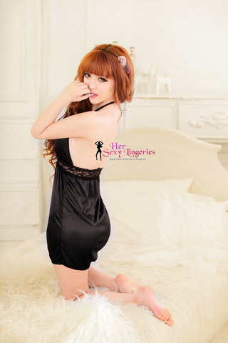 BDY701BK Sleeping Beauty Sexy Sleepwear (Black).jpg
