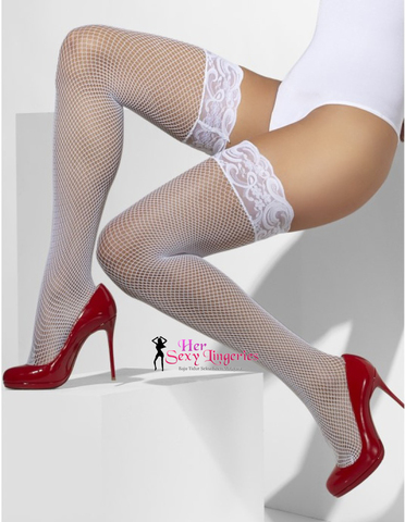FN1048 Sexy Woman Lace Top Hosiery Fishnet Stocking Nightwear Lingerie 2.jpg