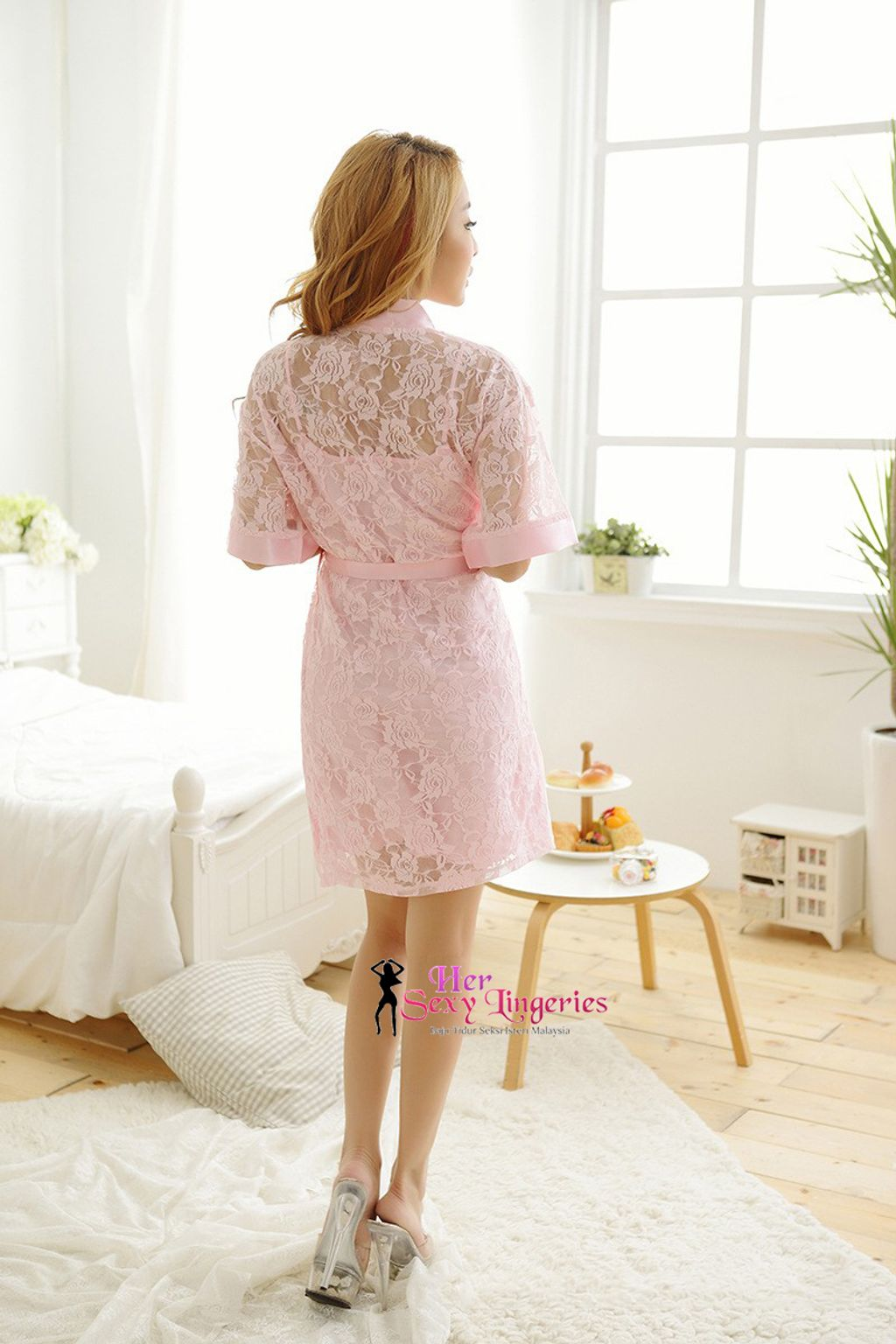 SEXY BABYDOLL DRESS WITH ROBES  (PINK) BDY1124 3.jpg