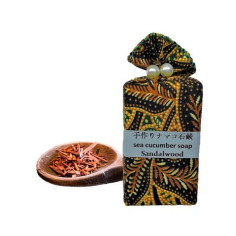 Orcaform Soap - Sandalwood 2D.png