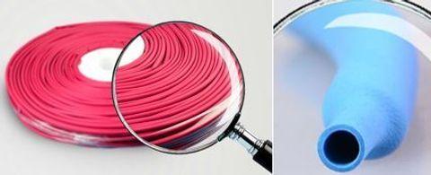 Mustad hook, Kevlar line, red tube11.JPG