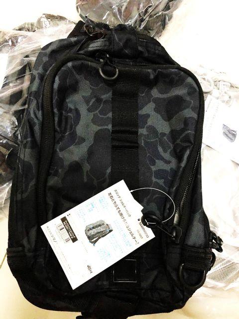 shimano Bs - 025 T Double Open Casting Fishing Shoulder Bag xxxxxxxx.jpg