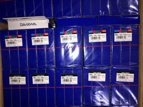 DAIWA J-BRAID X4 MULTI COLOR 150m300m500m FISHING LINE VVVC.jpg