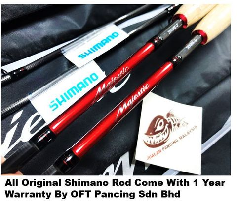 2020 SHIMANO MAJESTIC ROD  # BAITCAST AND SPINNING # CASTING AND LIGHT BOTTOM Fishing Rod, With 1 Year Local Warranty xxxxxxx.jpg
