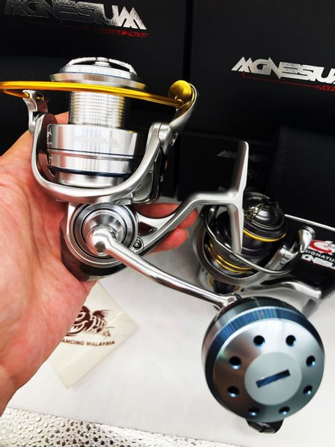 G-TECH 2021 MAGNESIUM LITE SW AND MAG  SW SALTWATER SPINNING REEL, MESIN PANCING TERBAIK, READY STOCK XZZXXXX.jpg